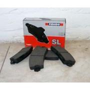 13005 - Brake pads front Murena 1.6 - 2.2 - BOSCH