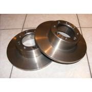 13014 - Brake disc  matra bagheera type 2 - front side - set