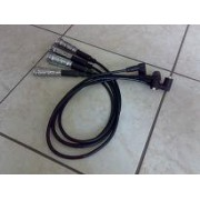 07032 - Ignition cable set Matra Murena 2.2 extra quality