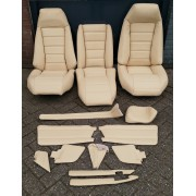 18003 - Interior set upholstery leather Matra Murena 1.6 - 2.2