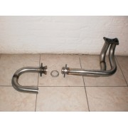 05015RVS - Murena 2.2 exhaust pipe - stainless steel
