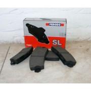 13013 - Brake pads rear side - BOSCH