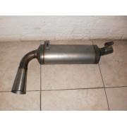 1417 - A110 silencer - steel
